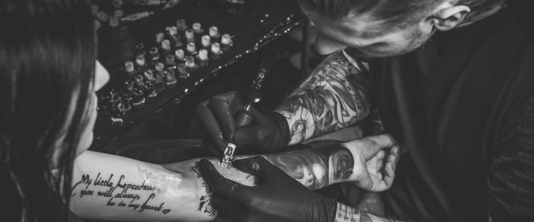 Hiring experienced tattoo artists near Washington, DC